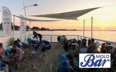 Molo Bar – piwo, drinki, imprezy i widoki!