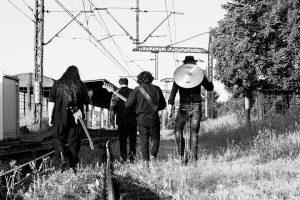 koncerrt folk blues rock na molo zespół Nocny Lot - muzyka na żywo