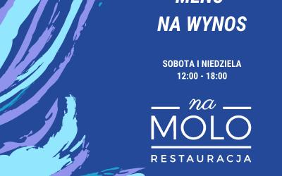 """Molo """"na wynos"""" w weekendy"""